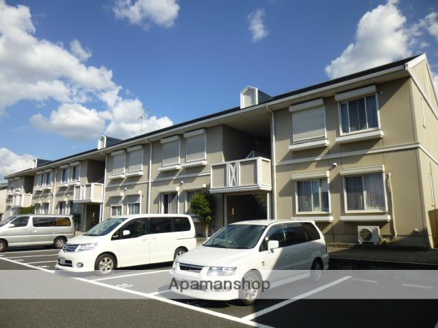 大阪府堺市東区、白鷺駅徒歩27分の築22年 2階建の賃貸アパート