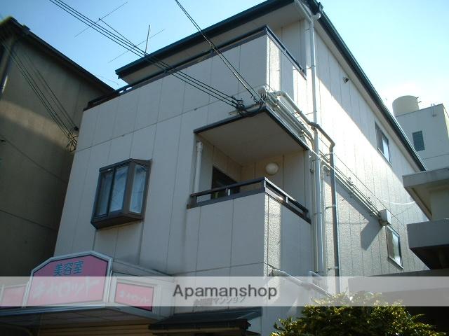 大阪府堺市東区、白鷺駅徒歩23分の築21年 3階建の賃貸マンション