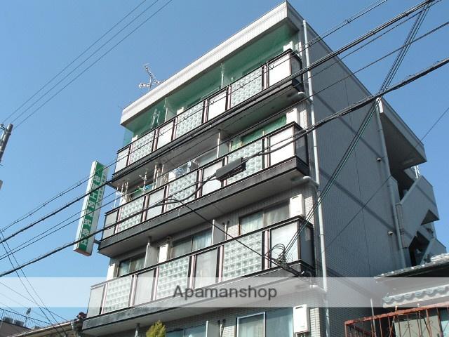 大阪府堺市東区、中百舌鳥駅徒歩16分の築22年 5階建の賃貸マンション