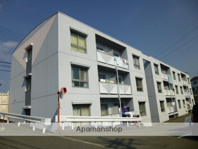 大阪府河内長野市、滝谷駅徒歩10分の築21年 3階建の賃貸マンション