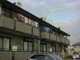大阪府堺市中区、初芝駅徒歩23分の築18年 2階建の賃貸アパート