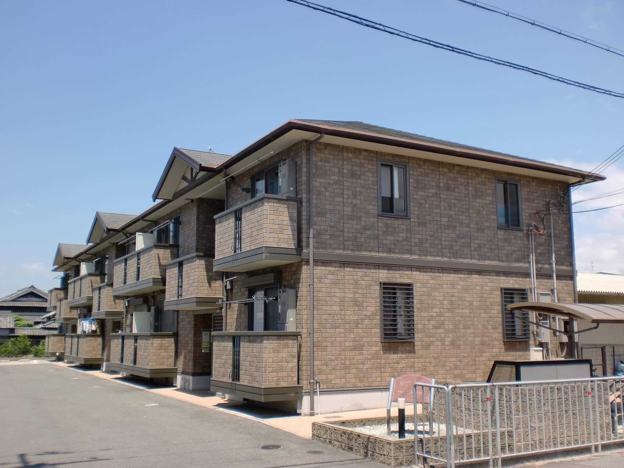 大阪府堺市東区、初芝駅徒歩19分の築11年 2階建の賃貸アパート