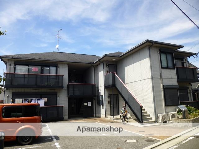 大阪府堺市東区、萩原天神駅徒歩30分の築17年 2階建の賃貸アパート