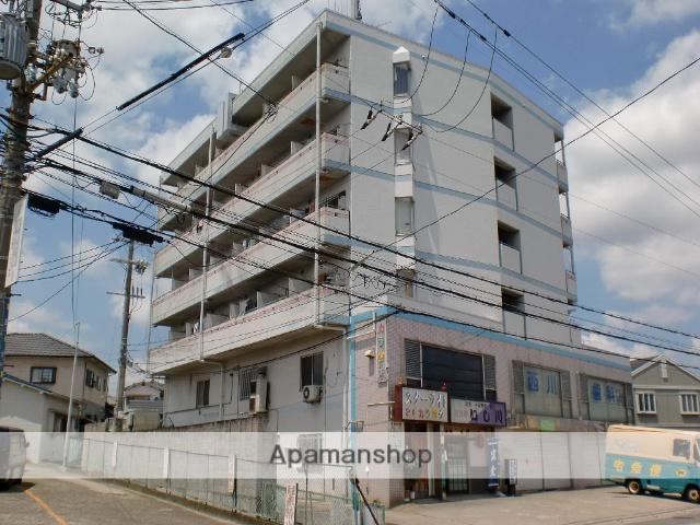 大阪府堺市東区、萩原天神駅徒歩29分の築26年 5階建の賃貸マンション