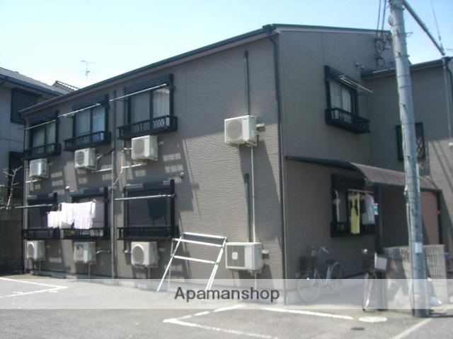 大阪府堺市東区、白鷺駅徒歩19分の築17年 2階建の賃貸アパート