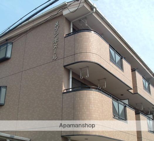大阪府堺市中区、深井駅徒歩33分の築18年 3階建の賃貸マンション
