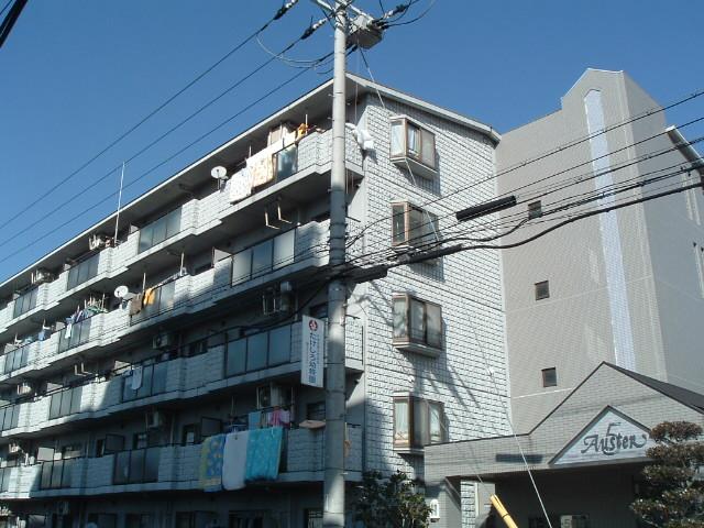 大阪府堺市南区、深井駅徒歩42分の築21年 5階建の賃貸マンション