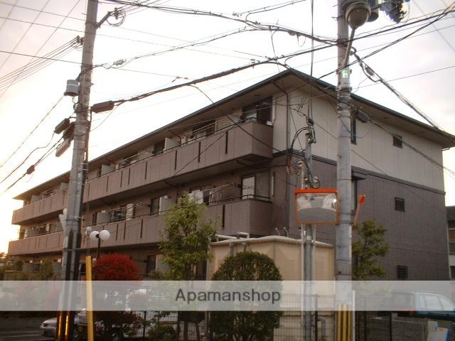 大阪府堺市中区、津久野駅徒歩39分の築19年 3階建の賃貸アパート