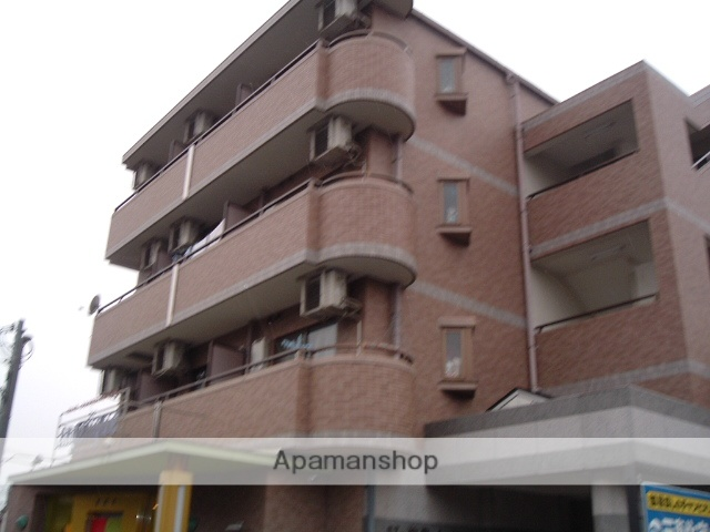 大阪府堺市中区、上野芝駅徒歩43分の築19年 4階建の賃貸マンション