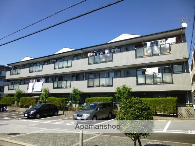 大阪府堺市南区、泉ヶ丘駅徒歩18分の築21年 3階建の賃貸マンション