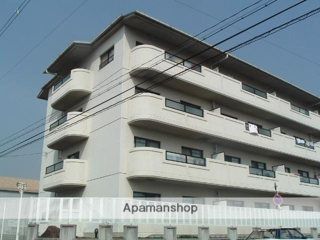 大阪府堺市中区、白鷺駅徒歩30分の築22年 4階建の賃貸マンション