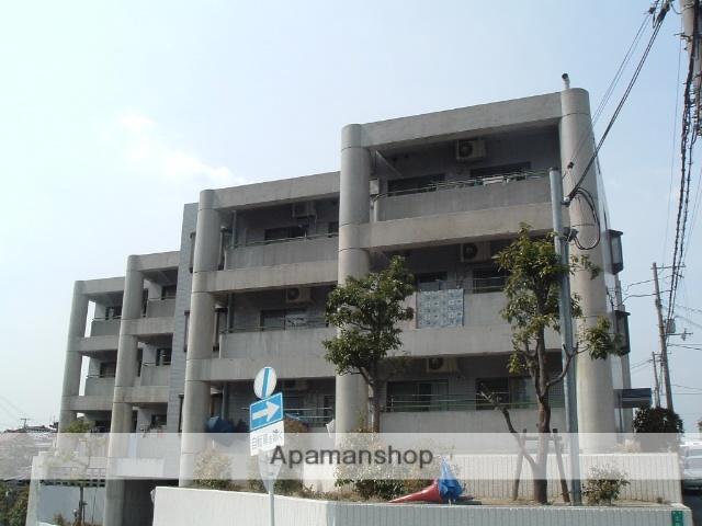 大阪府堺市中区、中百舌鳥駅徒歩23分の築27年 3階建の賃貸マンション