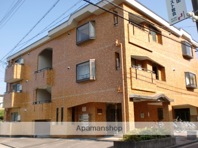 大阪府堺市東区、萩原天神駅徒歩32分の築28年 3階建の賃貸マンション