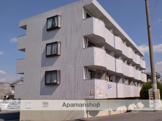 大阪府堺市東区、白鷺駅徒歩16分の築25年 4階建の賃貸マンション