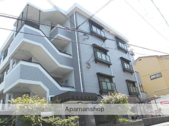 大阪府高石市、鳳駅徒歩20分の築20年 3階建の賃貸マンション