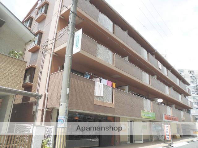 大阪府堺市西区、上野芝駅徒歩20分の築24年 4階建の賃貸マンション
