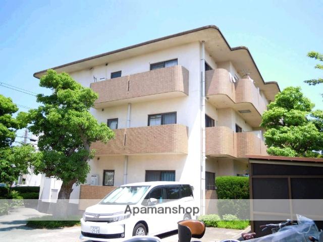 大阪府堺市堺区、百舌鳥駅徒歩23分の築22年 3階建の賃貸マンション