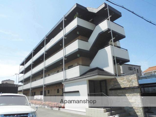 大阪府堺市堺区、堺駅徒歩30分の築27年 4階建の賃貸マンション