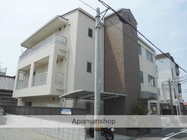 大阪府堺市西区、富木駅徒歩17分の築3年 3階建の賃貸マンション