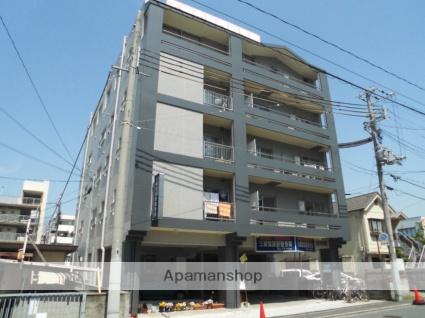大阪府堺市堺区、堺駅徒歩10分の築27年 5階建の賃貸マンション