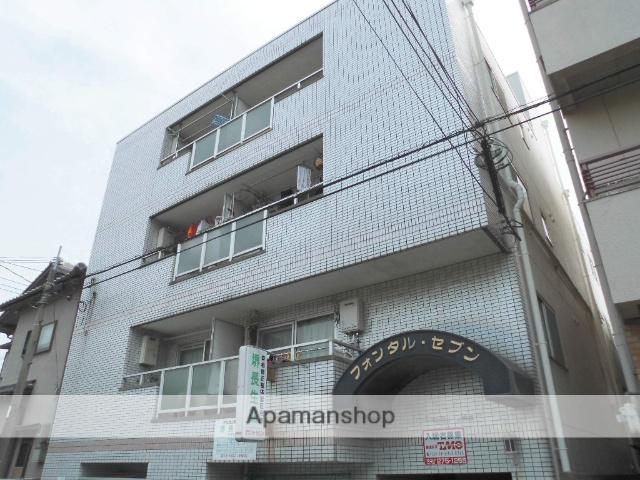 大阪府堺市堺区、堺駅徒歩15分の築26年 4階建の賃貸マンション