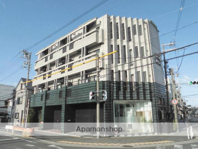大阪府堺市西区、上野芝駅徒歩29分の築19年 4階建の賃貸マンション