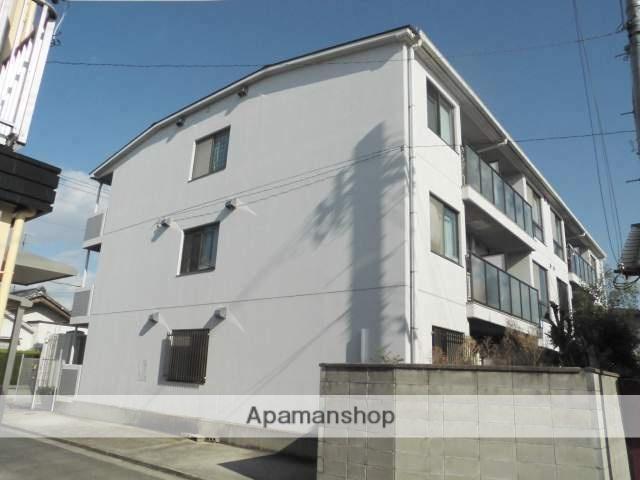 大阪府高石市、高石駅徒歩8分の築27年 3階建の賃貸マンション