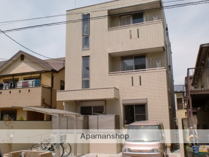 大阪府堺市堺区、浅香駅徒歩12分の築6年 3階建の賃貸マンション