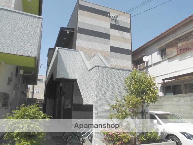 大阪府堺市西区、富木駅徒歩20分の築4年 2階建の賃貸アパート
