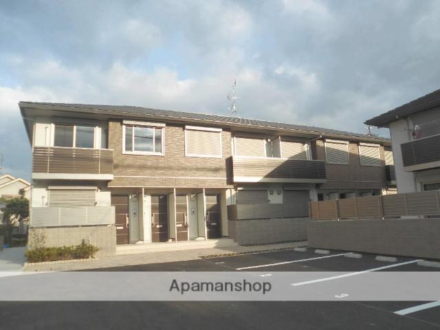 大阪府高石市、高石駅徒歩10分の築1年 2階建の賃貸アパート