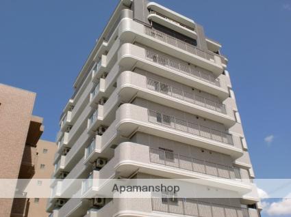 大阪府堺市堺区、浅香駅徒歩17分の築7年 9階建の賃貸マンション