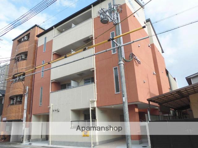 大阪府堺市堺区、堺駅徒歩18分の新築 4階建の賃貸マンション