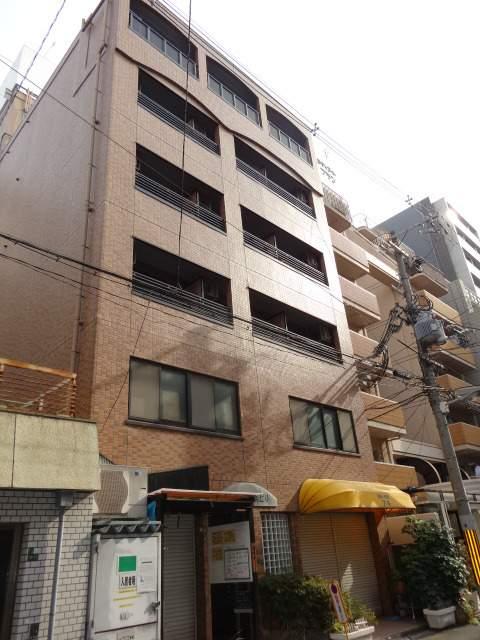 大阪府大阪市北区、天満駅徒歩7分の築42年 6階建の賃貸マンション
