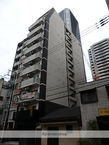 大阪府大阪市西区、四ツ橋駅徒歩9分の築8年 12階建の賃貸マンション