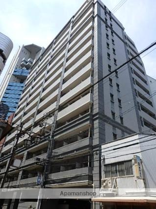 大阪府大阪市北区、北新地駅徒歩3分の築11年 15階建の賃貸マンション