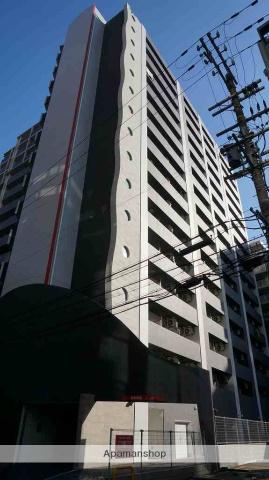 大阪府大阪市中央区、なにわ橋駅徒歩10分の築3年 15階建の賃貸マンション