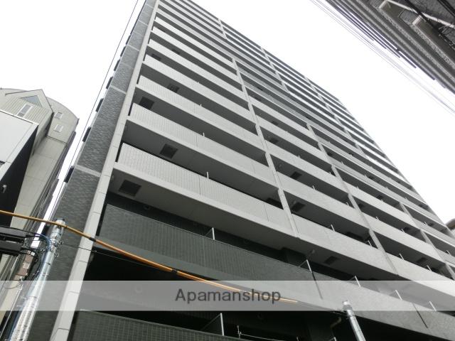 大阪府大阪市中央区、谷町六丁目駅徒歩7分の新築 15階建の賃貸マンション