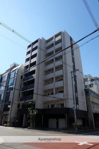 大阪府大阪市西区、汐見橋駅徒歩7分の築3年 9階建の賃貸マンション