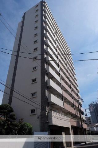 大阪府大阪市浪速区、今宮駅徒歩10分の築1年 14階建の賃貸マンション