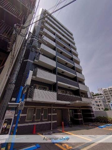 大阪府大阪市西区、汐見橋駅徒歩7分の築8年 11階建の賃貸マンション