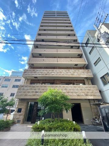 大阪府大阪市西区、本町駅徒歩4分の築4年 15階建の賃貸マンション