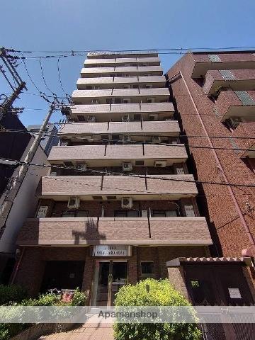 大阪府大阪市西区、汐見橋駅徒歩8分の築18年 11階建の賃貸マンション