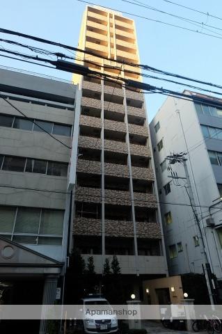 大阪府大阪市中央区、堺筋本町駅徒歩3分の築8年 15階建の賃貸マンション