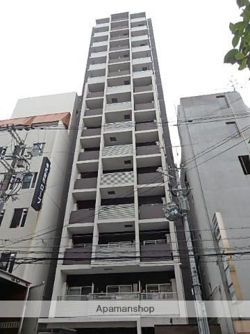 大阪府大阪市中央区、心斎橋駅徒歩5分の築4年 15階建の賃貸マンション