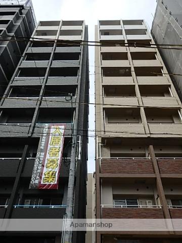 大阪府大阪市西区、桜川駅徒歩8分の新築 10階建の賃貸マンション