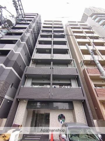 大阪府大阪市西区、汐見橋駅徒歩8分の新築 10階建の賃貸マンション