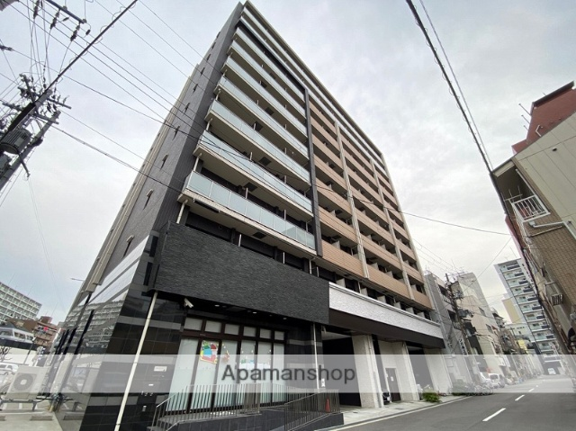 大阪府大阪市西区、九条駅徒歩7分の新築 11階建の賃貸マンション
