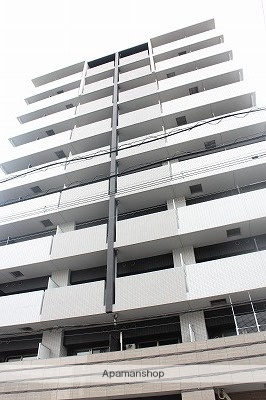 レジュールアッシュ天王寺パークサイド[1K/23.43m2]の外観2