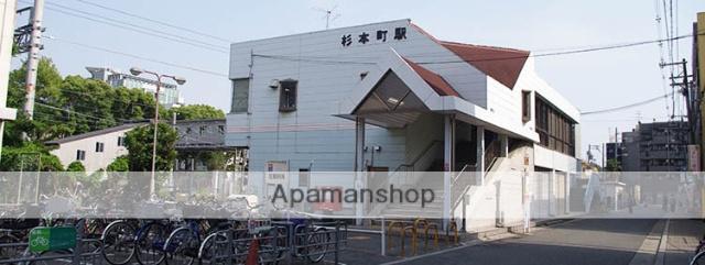 阪和線 杉本町駅西口