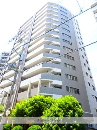 大阪府大阪市中央区、近鉄日本橋駅徒歩6分の築9年 15階建の賃貸マンション